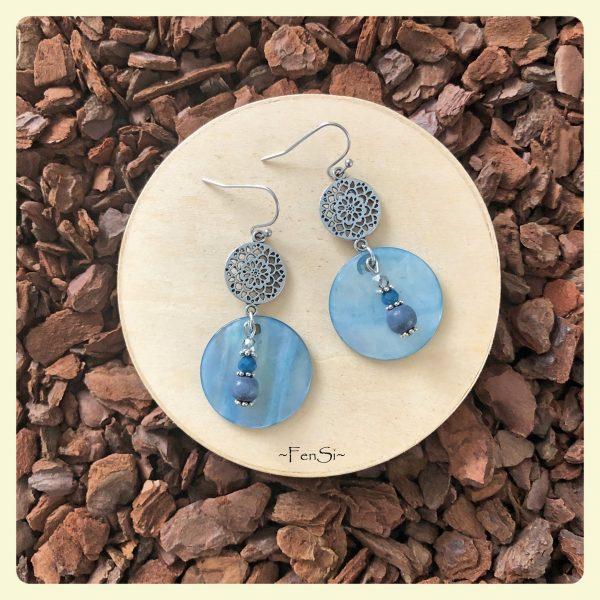 fensi jewelry boutique earrings sieraden oorbellen fensi fenneke smouter schelp fashion handmade