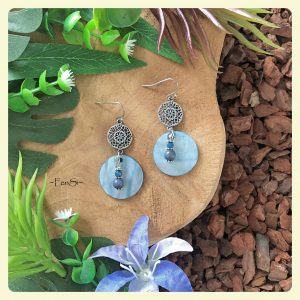 fensi jewelry boutique earrings sieraden oorbellen fensi fenneke smouter schelp fashion handmade