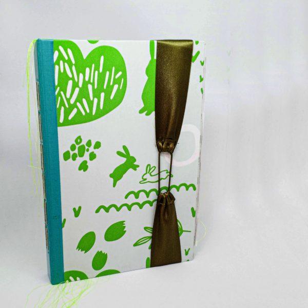 moodbook-journal-handgemaakt-groot-groen-gebonden
