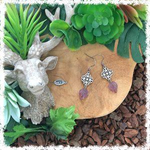 Shop vintage-look earrings @ Fensi jewelry boutique. Handmade by fenneke Smouter fancy sieraden oorbellen fashionista vintage charms