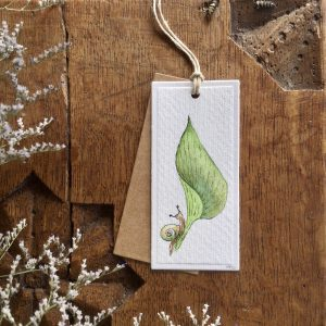 aquarel cadeaulabel