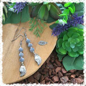 Shop boho-style earrings @ Fensi jewelry boutique. Handmade by fenneke Smouter fancy sieraden oorbellen fashionista vintage charms