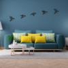 muurdecoratie vogels