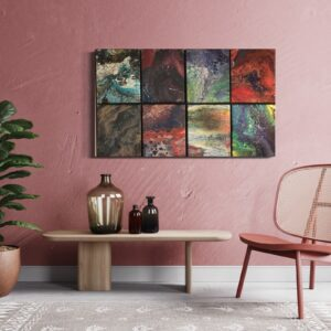 Wooninspiratie schilderijen Thea